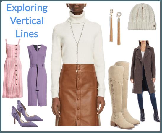 Exploring Vertical LInes