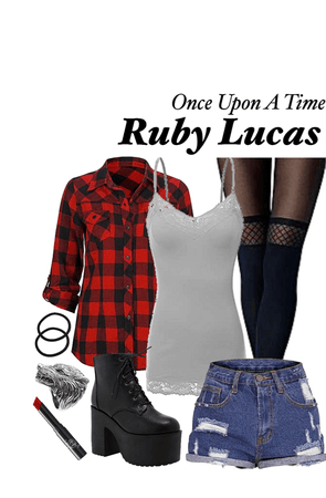 ONCE UPON A TIME: Ruby Lucas