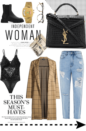 INDEPENDENT WOMAN - FALL 2020