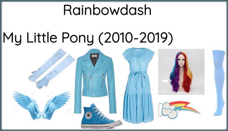Rainbowdash (My Little Pony (2010-2019)
