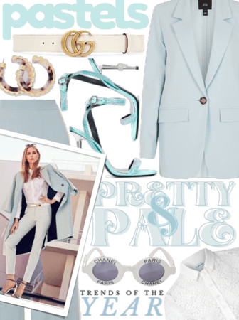TRENDS OF THE YEAR: Pretty, Pale, Pastels