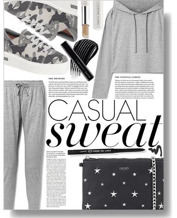 casual sweat