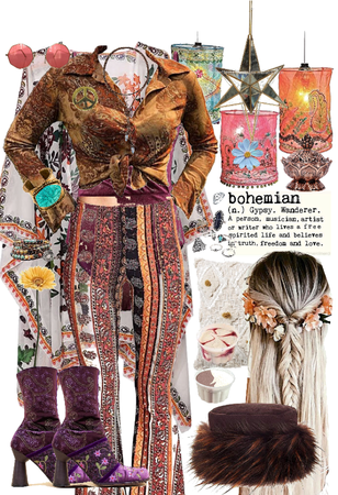 Psychedelic Bohemian