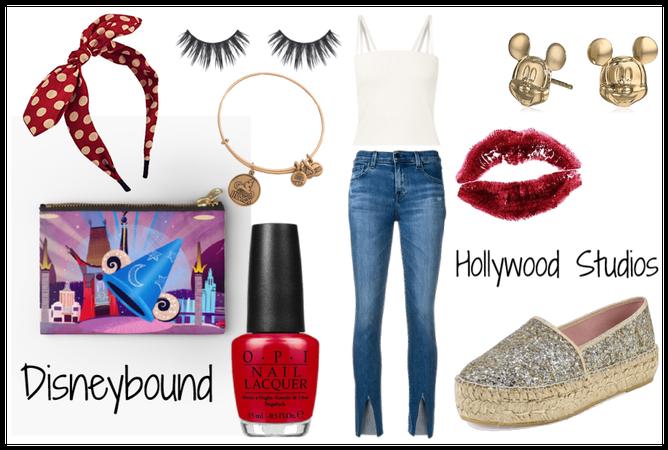 Disneybound Hollywood Studios