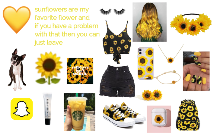 sunflowers 🌻🌻