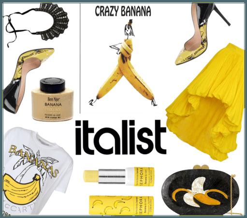 Banana Lady!