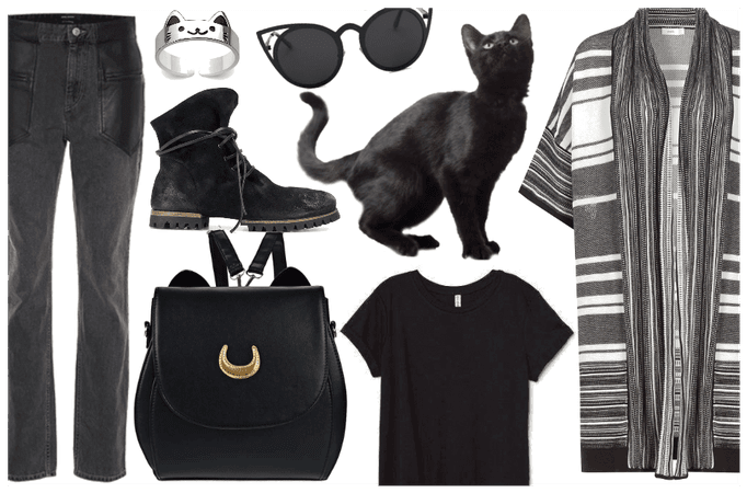 Animal Inspired Outfit