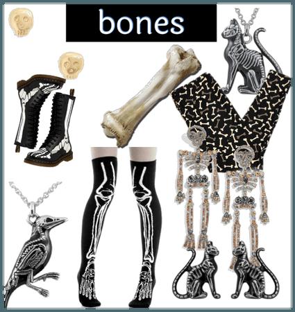 Sticks and stones will break my BONES