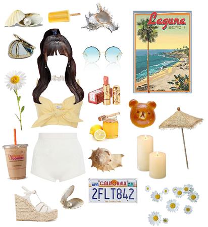 Honey Lemon Beach