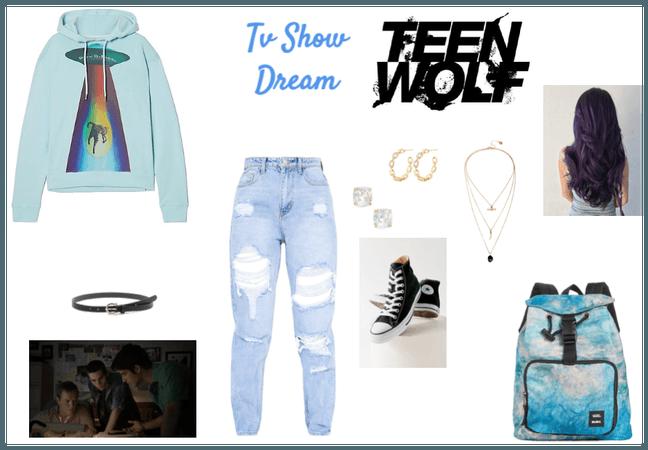 TV Show Dream - Teen Wolf