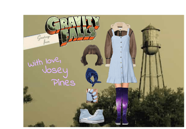 Greetings from Gravity Falls