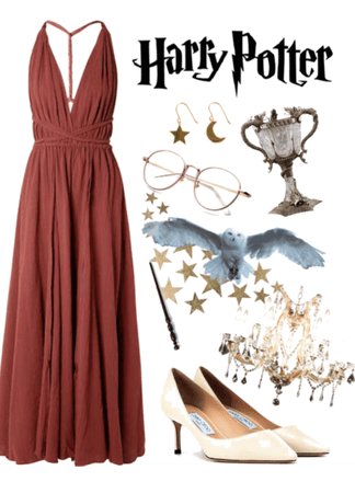 Yule Ball Harry Potter Outfit