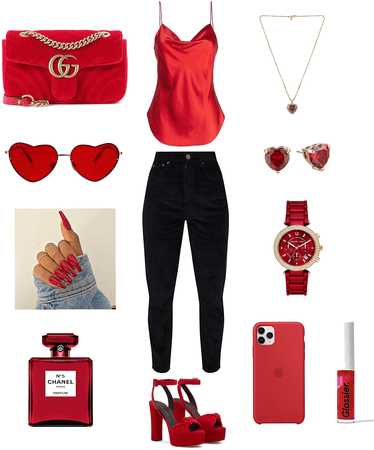 Red Fit ❤️