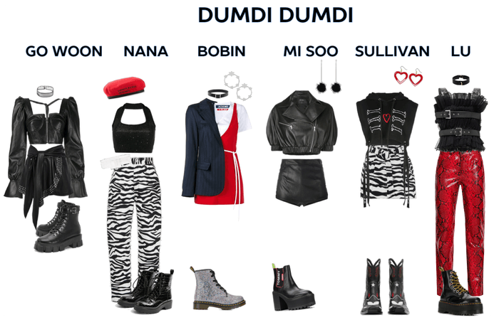Dumdi Dumdi-Never ver.