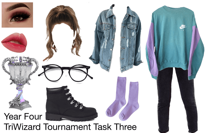 Year Four - TriWizard Tournament Task Three