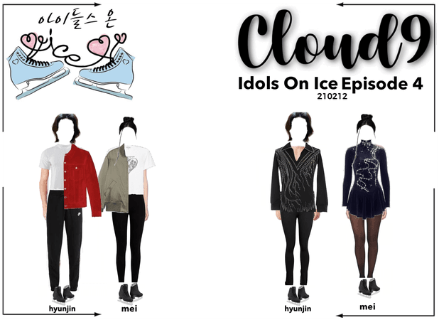 Cloud9 (구름아홉) | Idols On Ice Ep. 4 | 210212