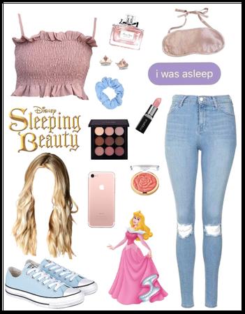 Aurora-Sleeping Beauty