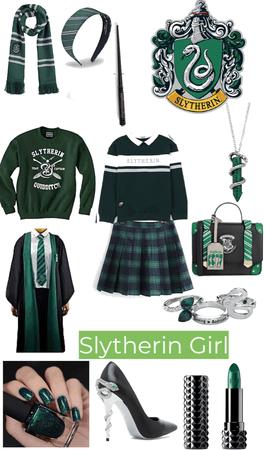 Slitherin Girl