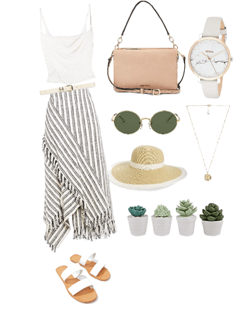 light and airy summer