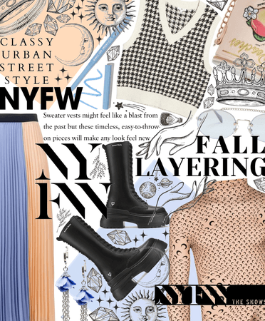nyfw: sweater weather