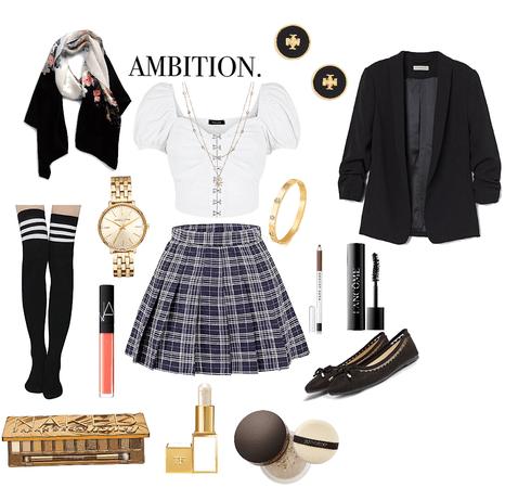 Uniform but make it fashion