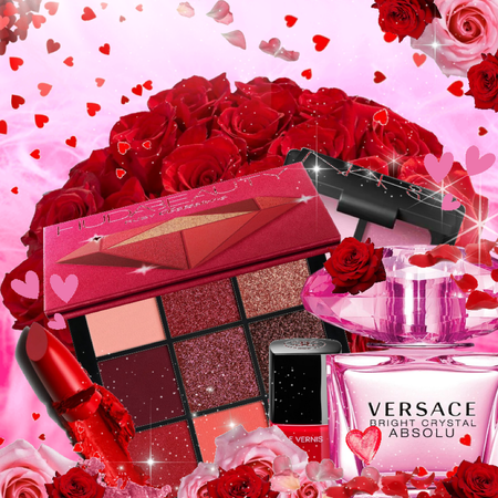Valentine's date beauty