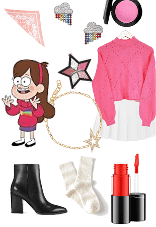 Mabel pines outfit✨✨✨