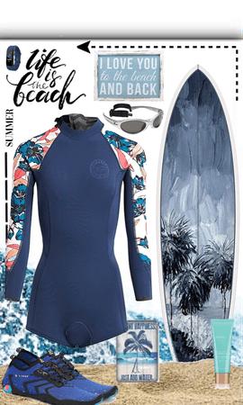 Beach Days Are Surf Days!