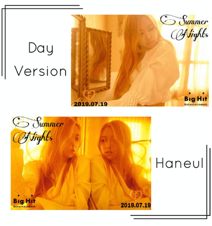 Haneul - [Day] 'Summer Nights' Photos