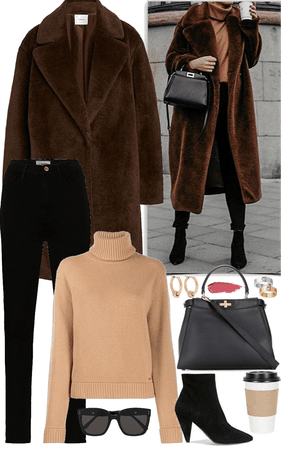cool & chic winter look