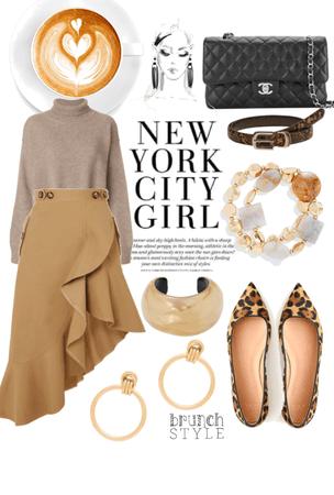 Brunch in NYC