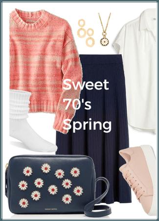 Sweet 70's Spring