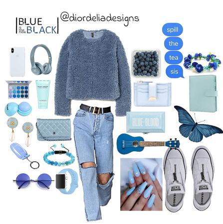 blue style @looksbylyla comp