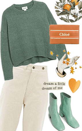 calm & cool clementine