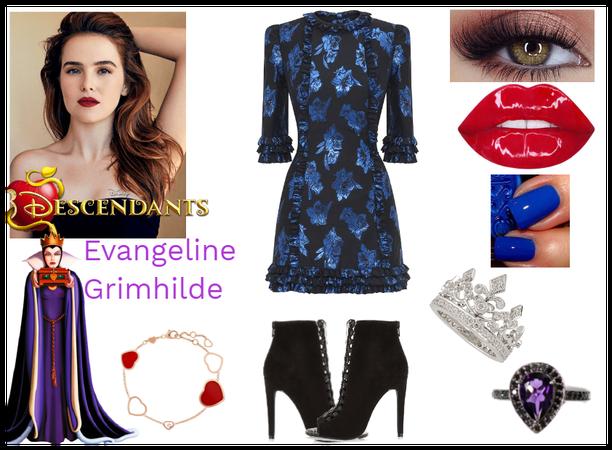 Evangeline Grimhilde - Formal