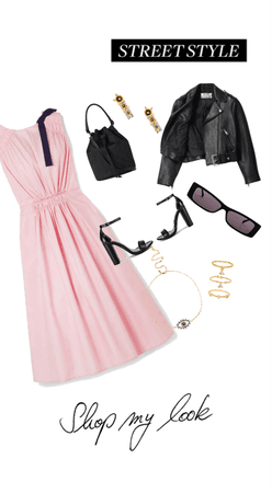 Pink-O-Licious Street Style!