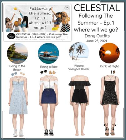 CELESTIAL (세레스티알) | Following The Summer - Ep 1
