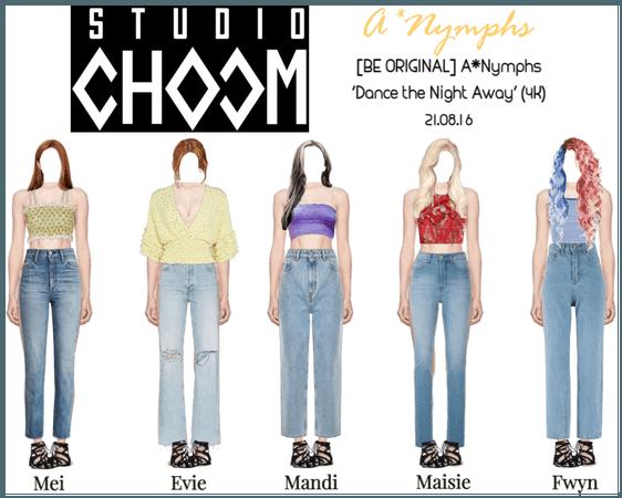 A*Nymphs on Studio Choom [BE ORIGINAL]