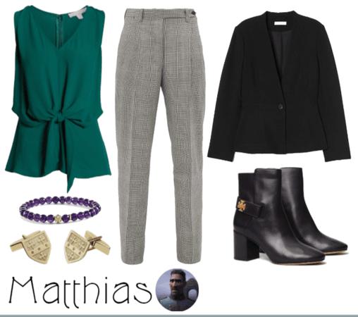 Lieutenant Matthias