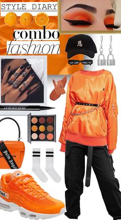 STYLE DIARY : Tangerine Dream 🍊