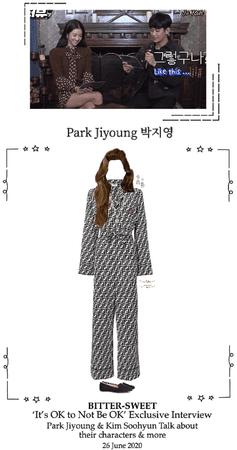 BITTER-SWEET [비터스윗] Park Jiyoung 200626