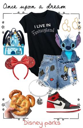 Disney parks outfit