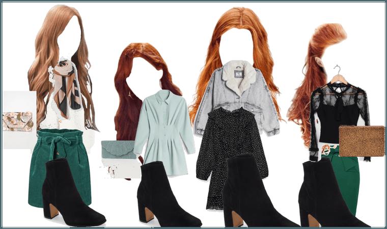Clique Redhead Friend Spring - Winter