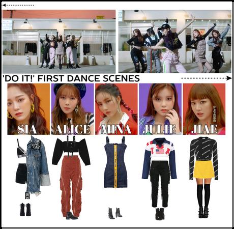 [HEARTBEAT] 'DO IT!' FIRST DANCE SCENES