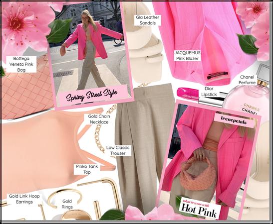 Spring Street Style: Feminine Pink ( 5.19.2021 )