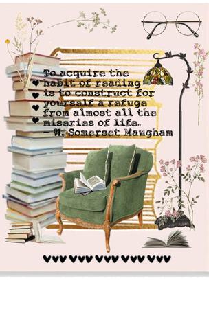 The Habit of Reading