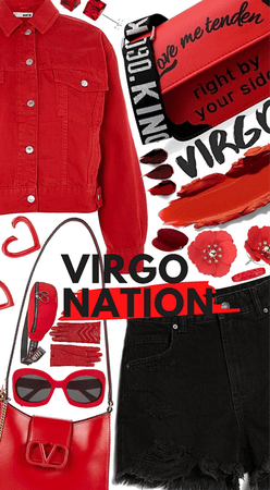 🖤❤️VIRGO NATION❤️🖤