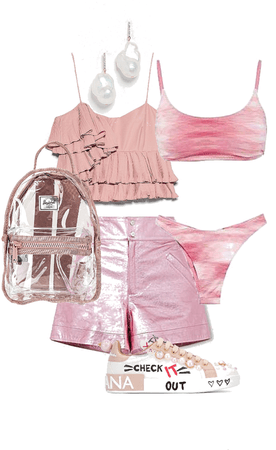 Pink Beach Princess