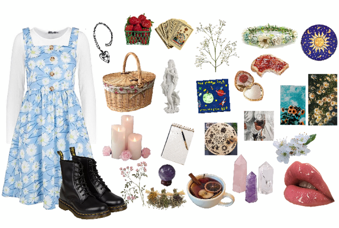 Beltane outfit
