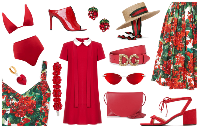 Colours of Summer: Red